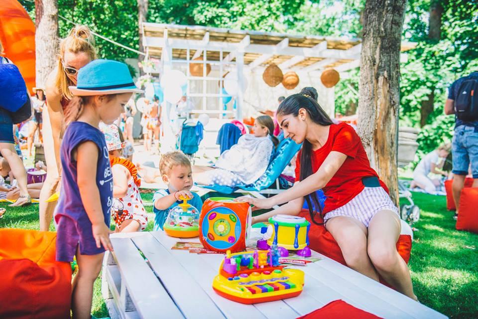 6 червня: Найочікуваніший Мамаслет в Kонча-Заспа Парк