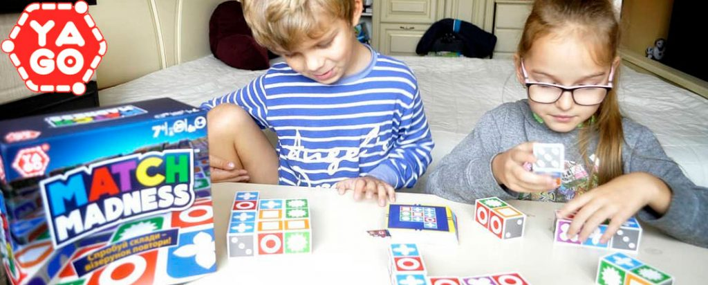 Must play: Ігри для дитини на карантині
