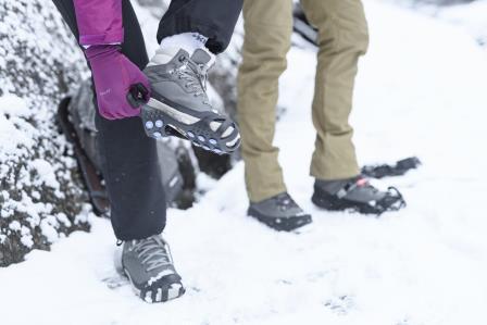 Вибір взуття на холодну погоду