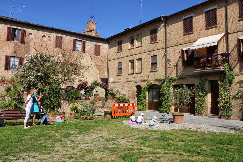 Тур в Тоскану с ребенком: учимся рисовать в Италии