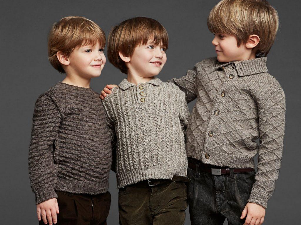 Подготовить ребёнка к осени: одежда | Часть 1