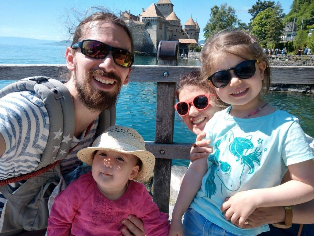 Австрия & Швейцария: Как живётся украинке с семьей в Европе