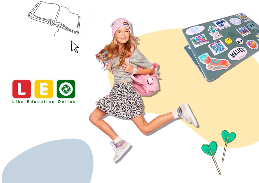 Знайомтесь – нова дистанційна школа Liko Education Online